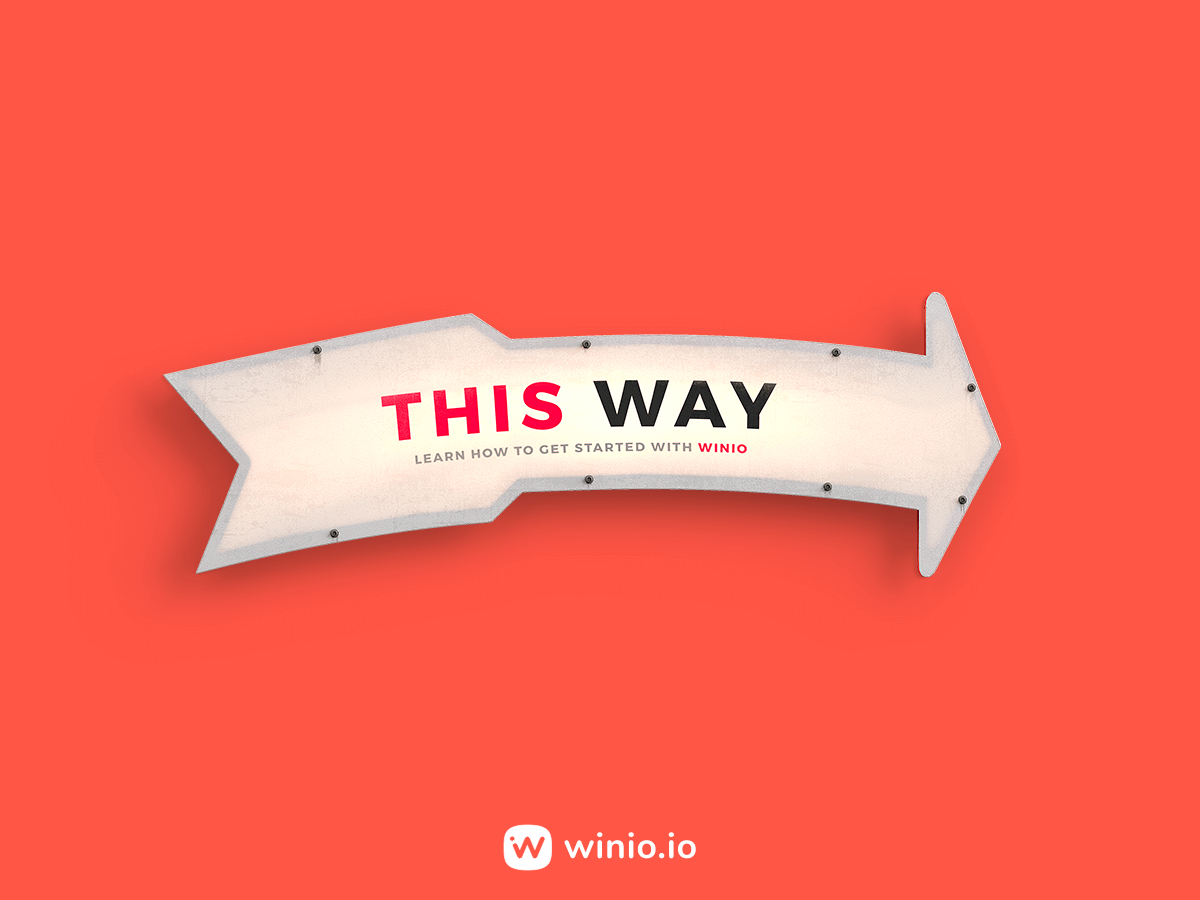 How to get started with Winio